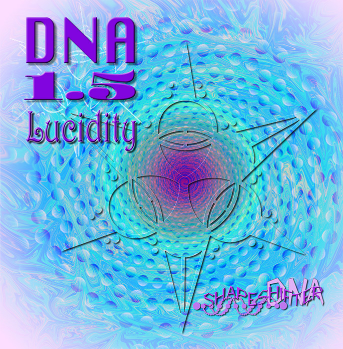 DNA 1.5 CD Cover