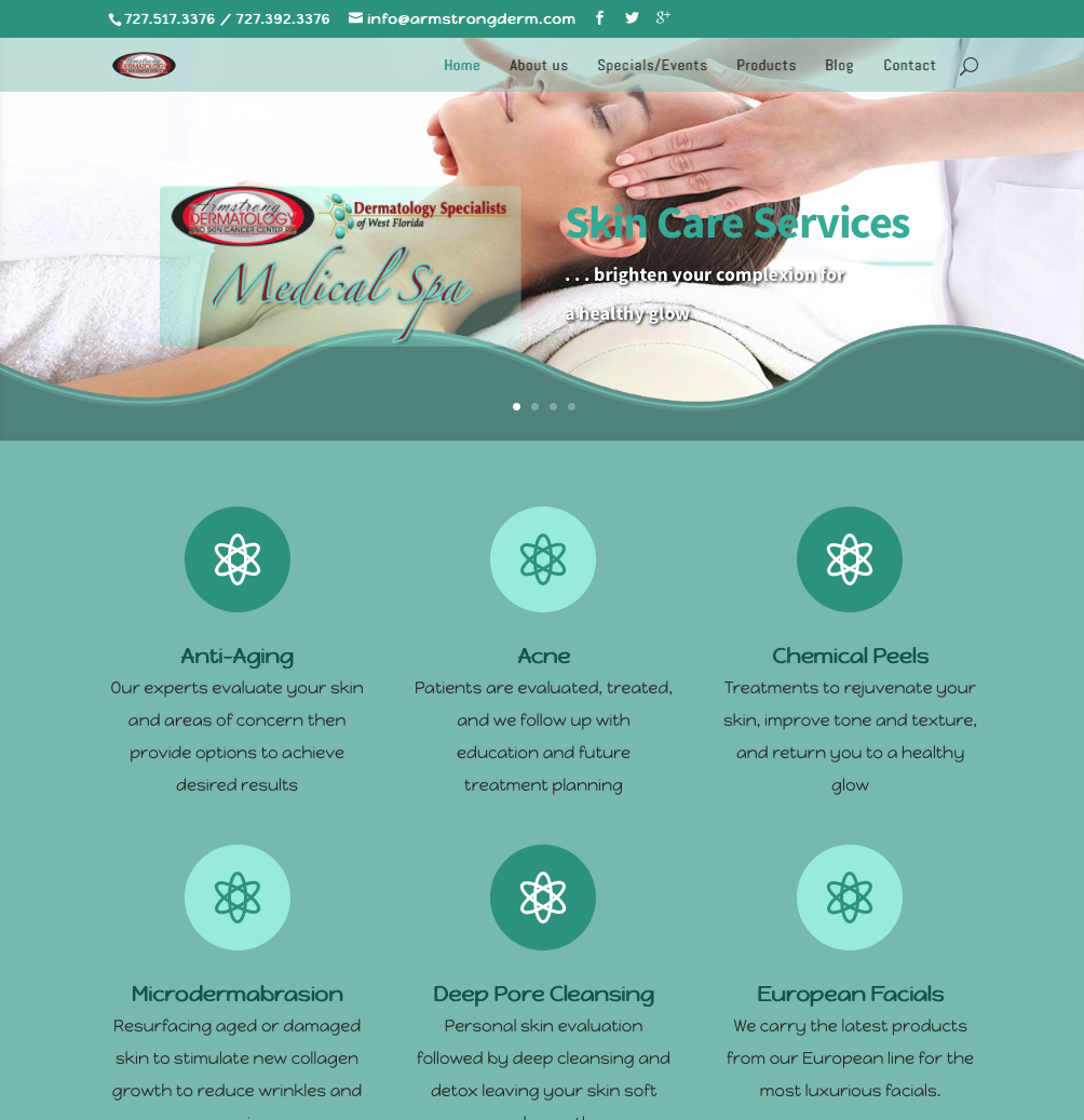 Armstrong Dermatology Medical Spa