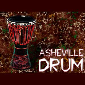 Asheville Drum Webpage