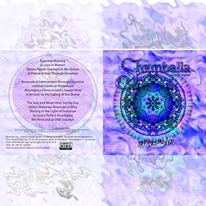 Shamballa ~ Journey Home CD Cover