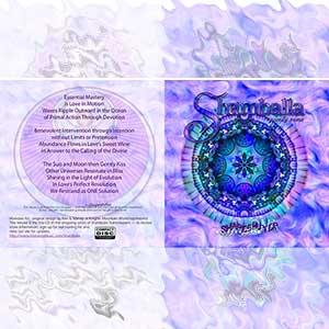 Shamballa ~ Journey Home CD Cover
