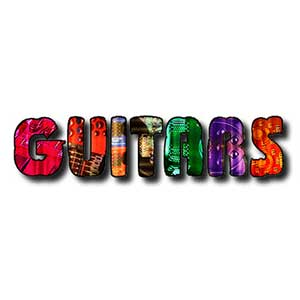 Guitars Header