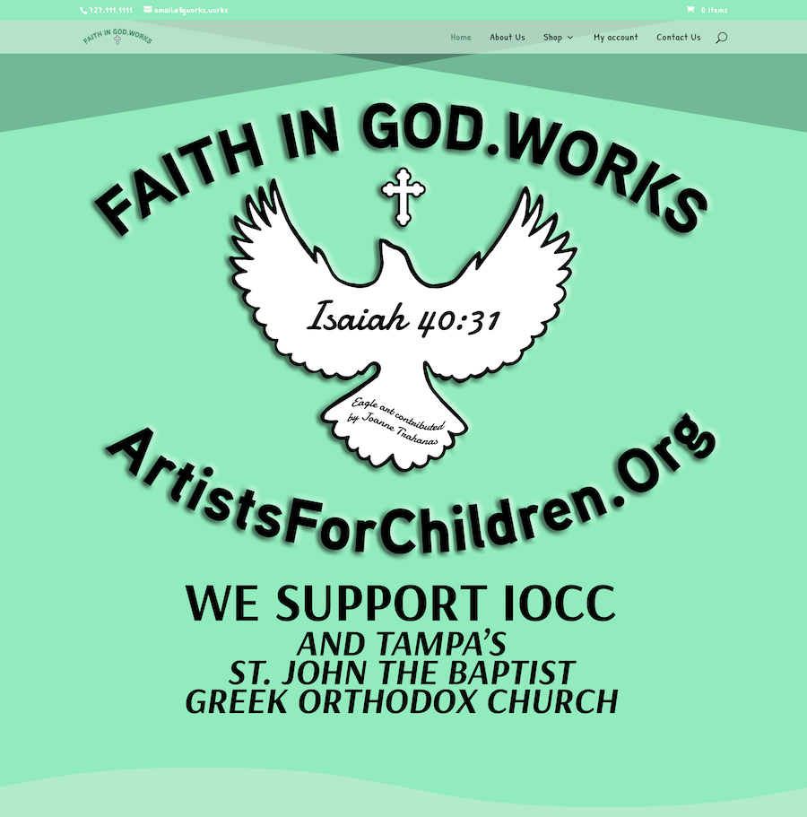 Faith in God Website