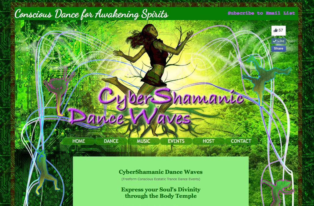 CyberShamanic Dance Waves