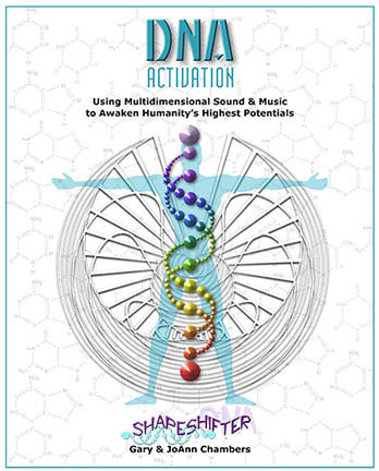 DNA Activation Book Cover