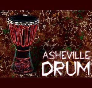 Asheville Drum Webpage
