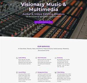 Visionary Music Studios