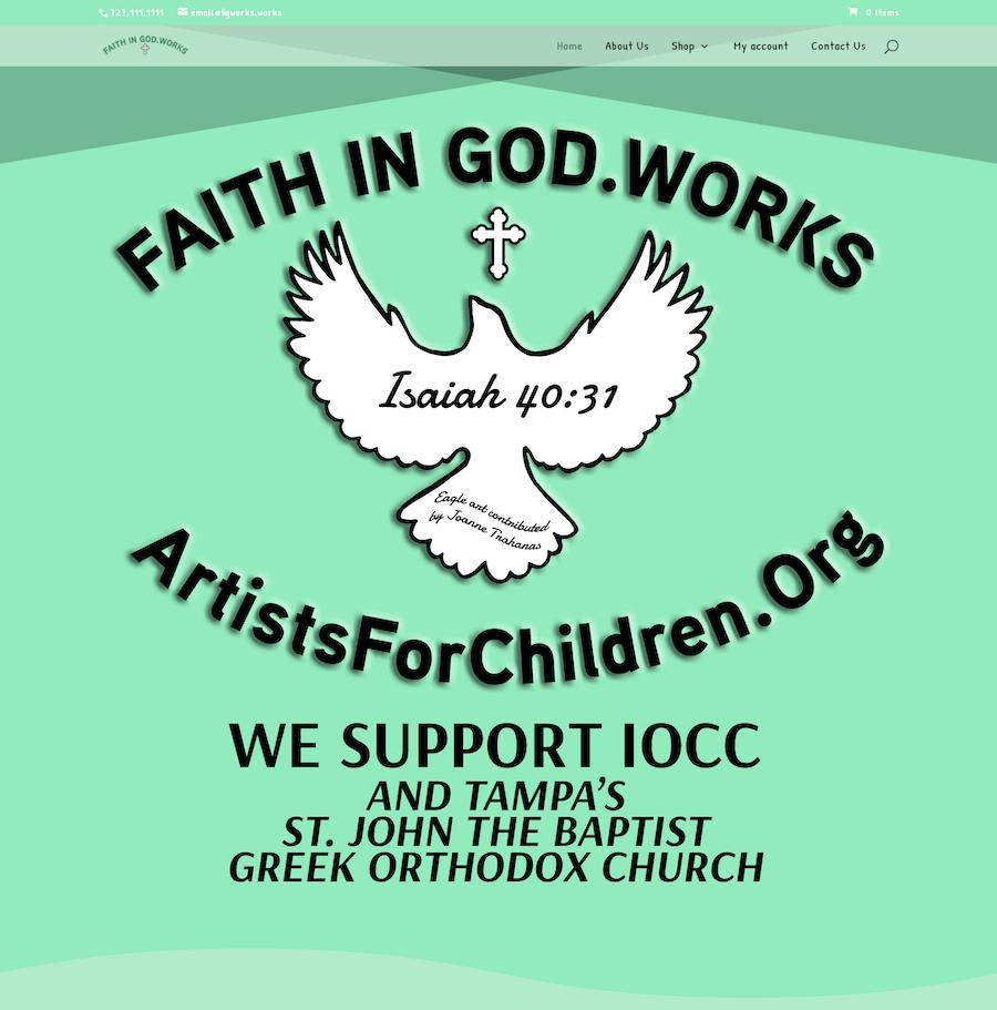 Faith in God Website