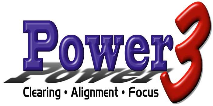 Power 3 Logo