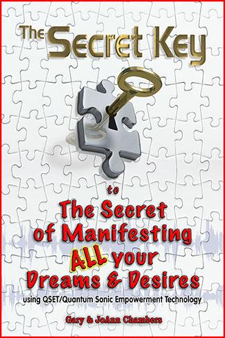 Secret Key Book Cover