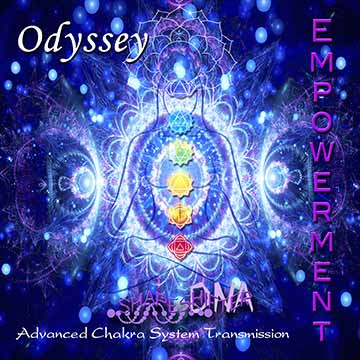 Odyssey | Empowerment CD Cover