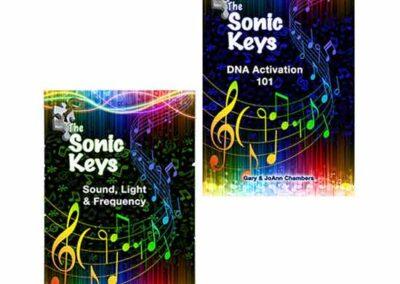 Sonic Keys Books
